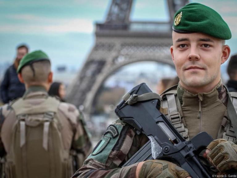 Armee De Terre Garde Nationale Fr