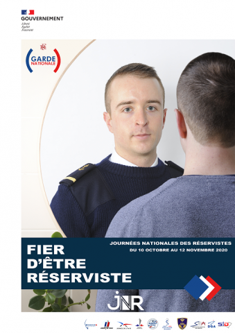 Affiche JNR Marine Nationale