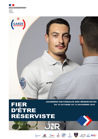 Affiche JNR Police Nationale
